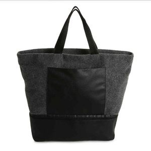 DSW Gray Tote